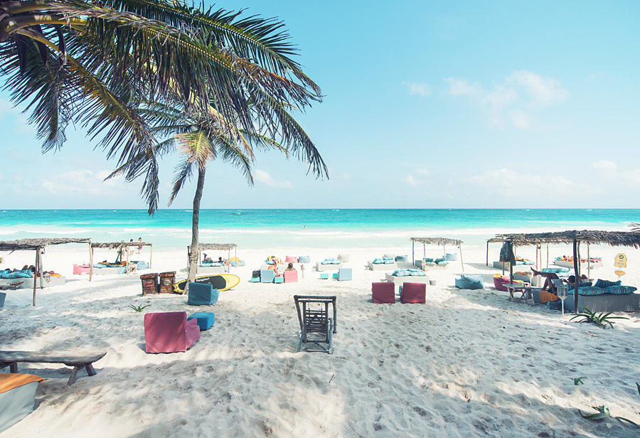 The Bach At Be Tulum