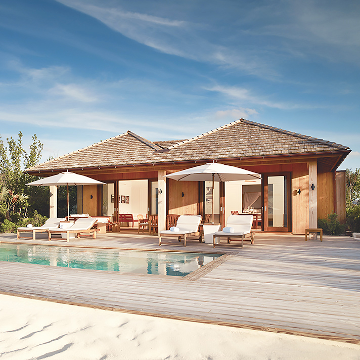 Parrot Cay By COMO, Turks & Caicos / Caribbean › Pretty Hotels