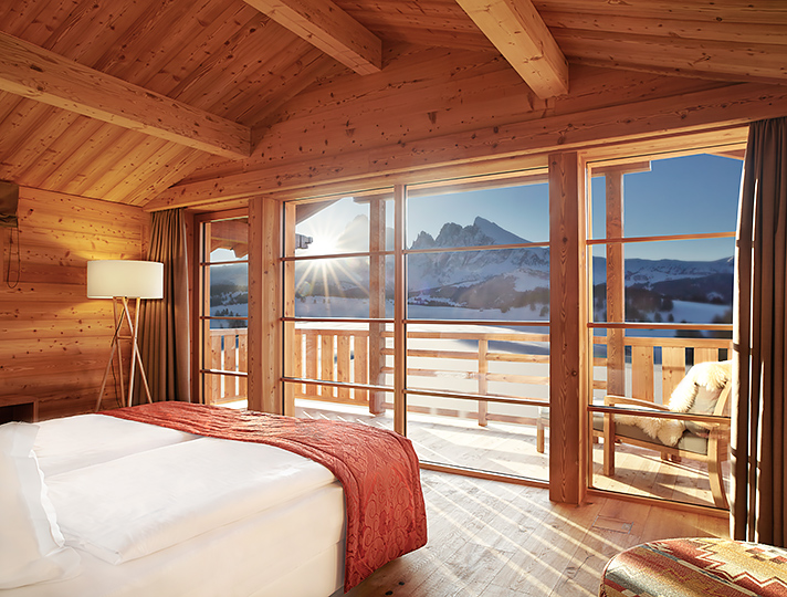 adlermountainlodge5 chalet Stunning Luxury Chalets for Winter Holidays on the Nature adlermountainlodge5