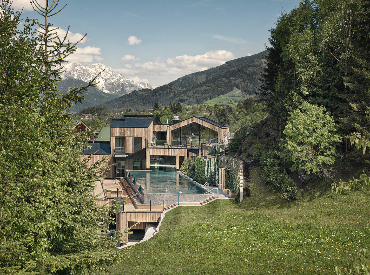 Forsthofgut leogang salzburger land pretty hotels for Leogang design hotel