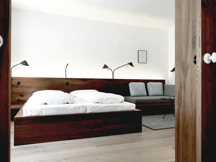 large room 3 arthotel Blaue Gans Salzburg
