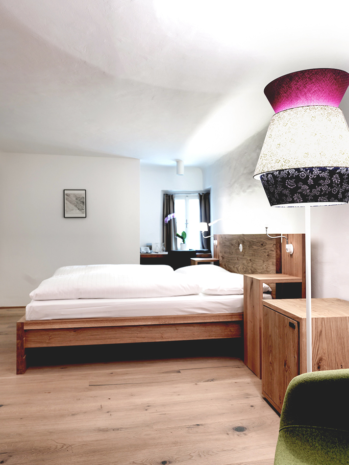small room arthotel Blaue Gans Salzburg