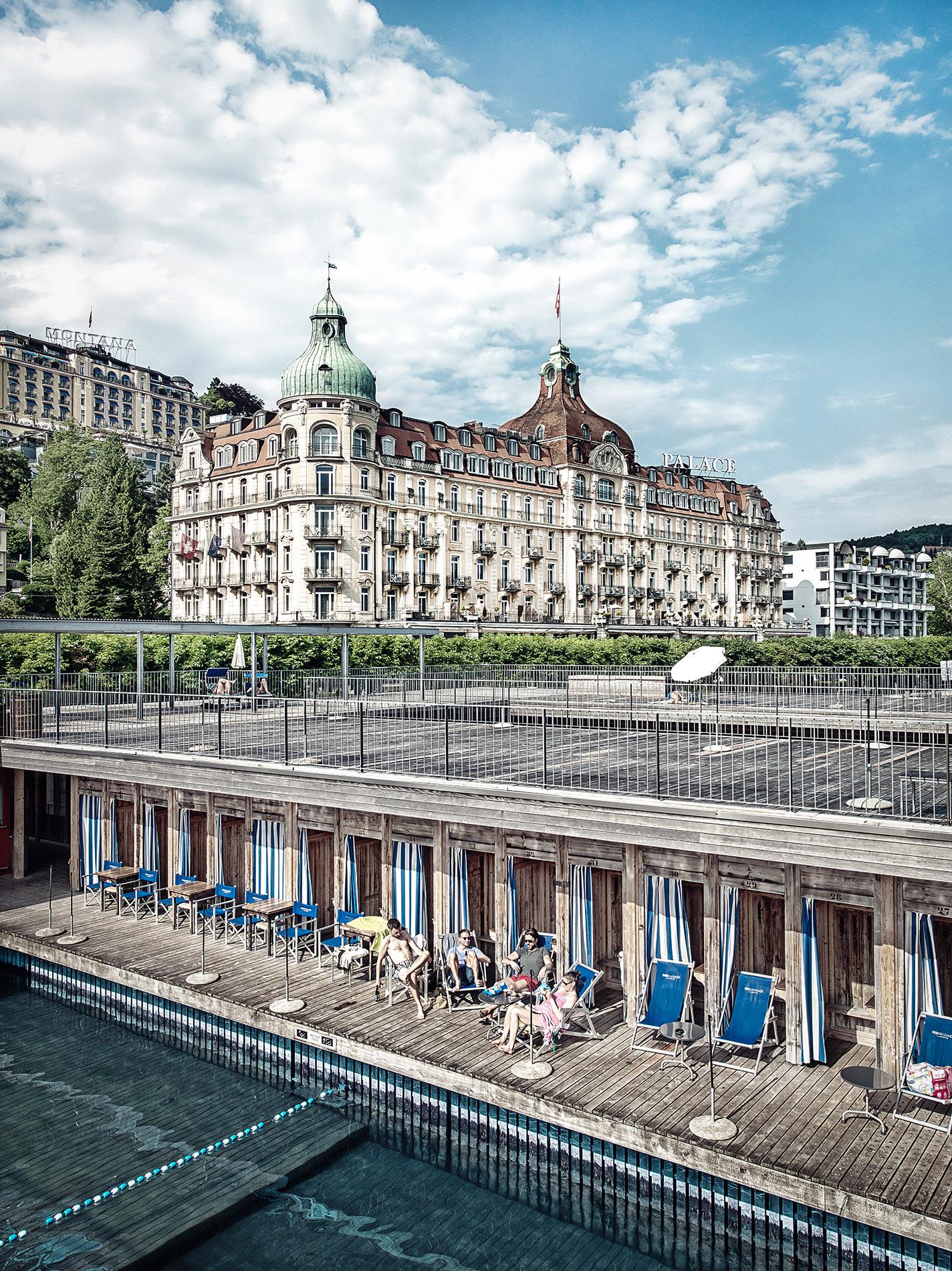 Luzern Vierwaldstatter See Schweiz Pretty Hotels