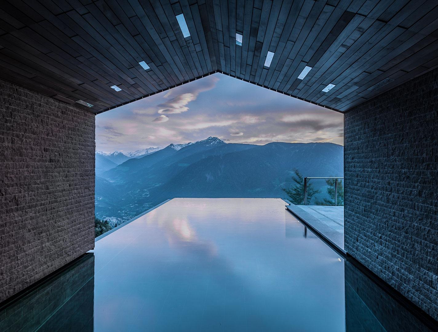Die 10 sch nsten wellness hotels pretty hotels for Boutique hotel alpen